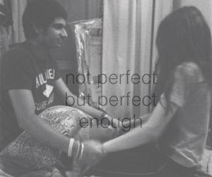 Best, black and white, and boyfriend image