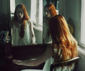redhead, nela ly, and karolina pająk image