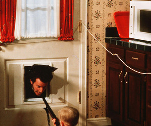 home alone and movie image