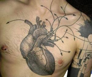 heart, hipster, and indie image