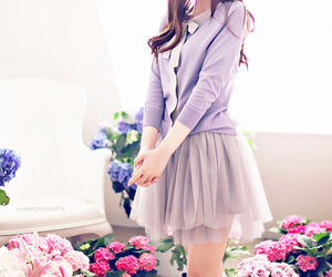 kfashion, fashion, and girl image