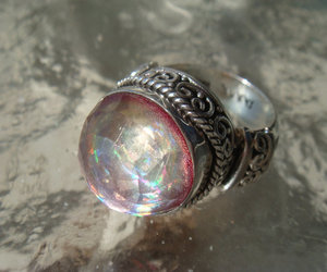 sterling silver, vintage, and women image