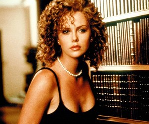 Charlize Theron, curls, and the devils advocate image