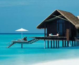 beach, luxury, and love image