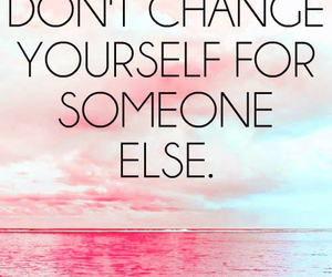 quote, pink, and change image