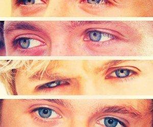 boy, eyes, and niall horan image