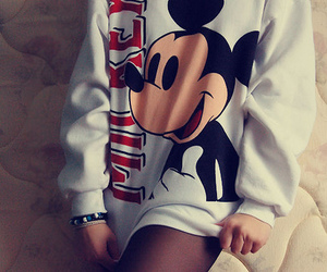 blusa and mickey image