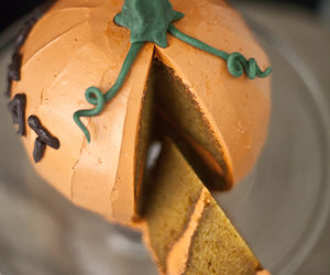 food, pumpkin, and orange image
