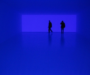 art, blue, and explore image