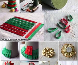 tree, christmas, and diy image
