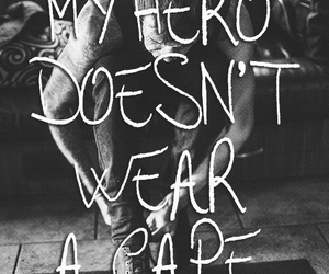 hero, cape, and of mice and men image