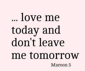 maroon 5 and love image