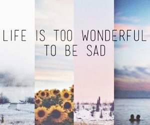 beautiful, life, and sad image