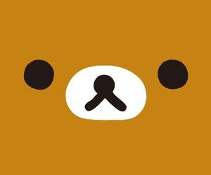 bear, kawaii, and wallpaper image