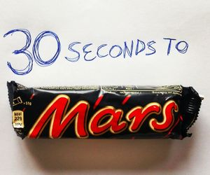 30 seconds to mars, 30stm, and candy image