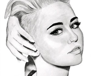 miley cyrus and smiler image