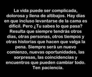 frase, paciencia, and texto image