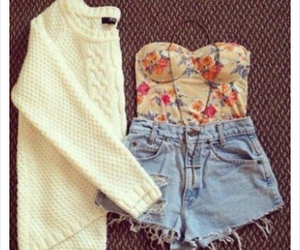 outfit, perfect, and shorts image