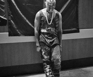 kanye west, yeezus, and fashion image