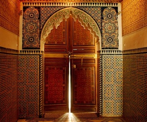 morocco, door, and home image