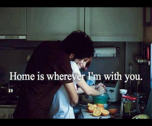 home, cute, and love image