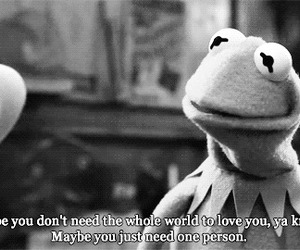 love, quote, and muppets image