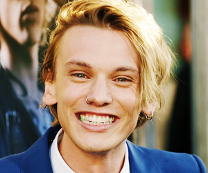 jamie, Jamie Campbell Bower, and smile image