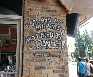 dance, james brown, and quote image
