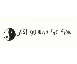 flow, black, and go image