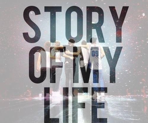 one direction, story of my life, and 1d image