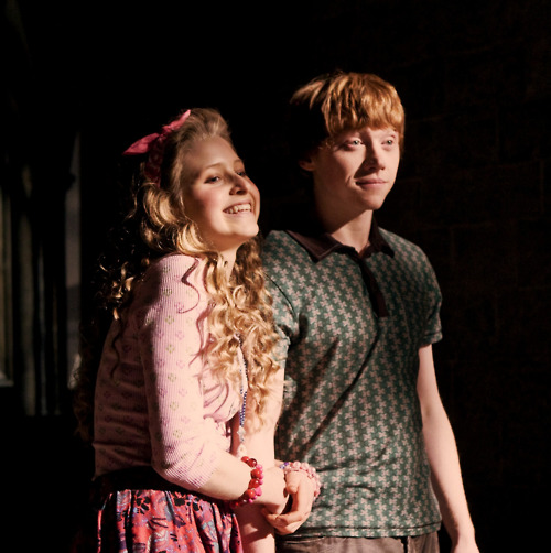 harry potter, ron weasley, and Jessie Cave image