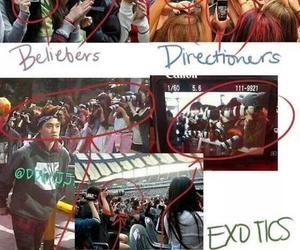 exo, kpop, and one direction image