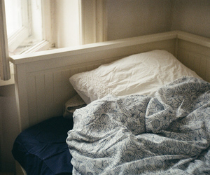 bed, photography, and indie image