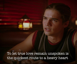 quote, sky high, and i love him image