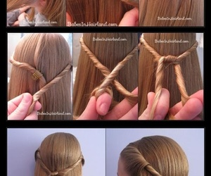 hairstyles, twisted, and how to image