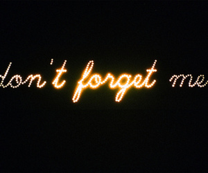 quotes, forget, and light image