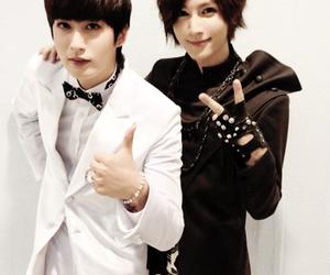 kiseop, block b, and jaehyo image