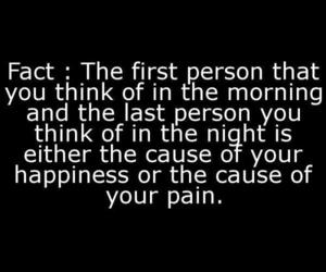 pain, quotes, and facts image