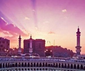 beautiful view mecca image