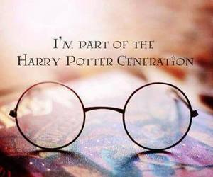 book, harry potter, and love it image