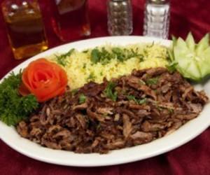beef shawarma recipe image