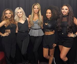 crying, perrie edwards, and little mix image