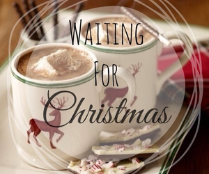 christmas, winter, and waiting image