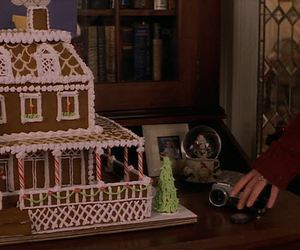 candy, gingerbread, and home image