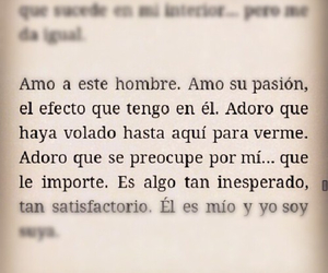love, frases, and 50 sombras de grey image