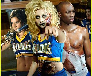 ashley tisdale, aly michalka, and zombies image