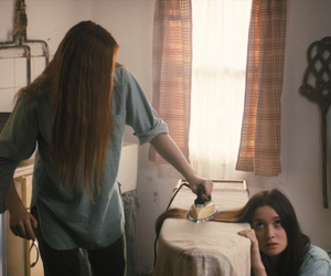 Elle Fanning, hair, and ginger and rosa image