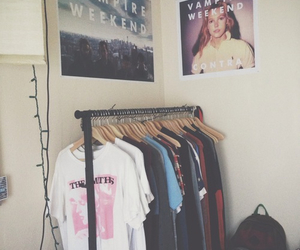 fashion, vampire weekend, and bedroom image