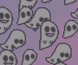 ghost, grunge, and tumblr image