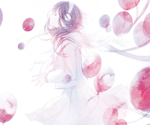 anime girl, anime, and kawaii image